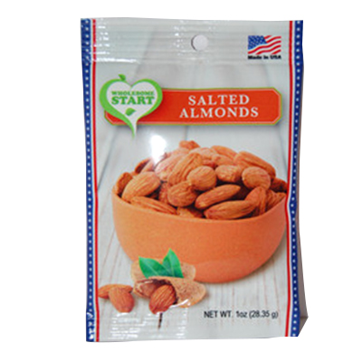 Wholesome Start Salted Almonds